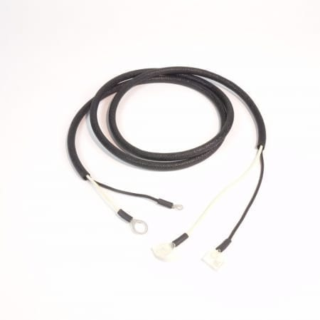 #B3024-167, Farmall 350 Utility With 1 Wire Alternator Complete Wire Harness