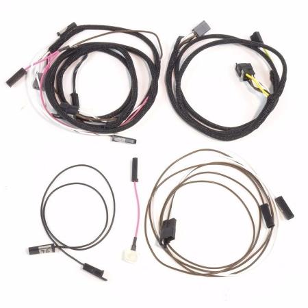 IHC/Farmall 70 Gas, Hydro 100, 666, 766, 966, 1066, 1466, 1468, 1566, 1568 Deluxe Fender Harness