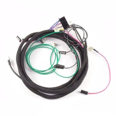 IHC/Farmall 1026, 1256, 1456 Diesel Front Main Harness