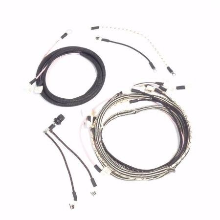 Farmall Cub Serial #165,153 To 210,000 Complete Wire Harness (1 Wire Alternator)