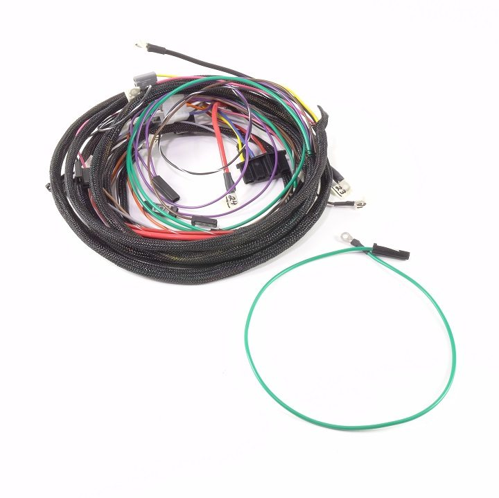 IHC/Farmall 966, 1066, 1466 sel (Early) Main Wire Harness on