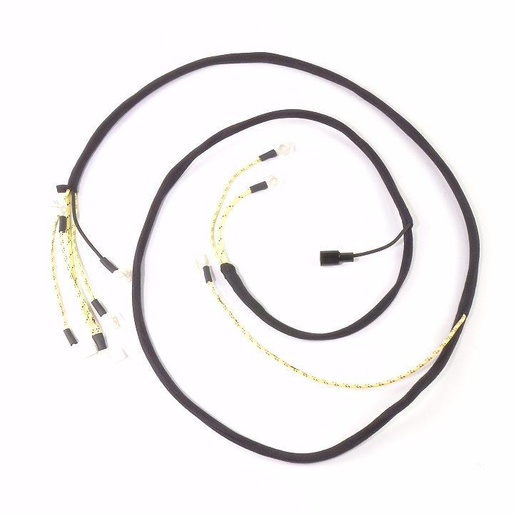 john deere ao  ar early  u0026 bo  br complete wire harness