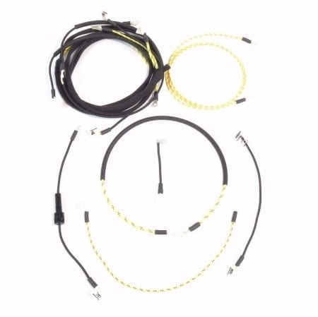 Oliver 77 Up To Serial #344801 & Oliver 88 Serial #136898 Gas Row Crop Complete Wiring Harness