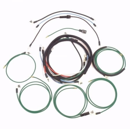 John Deere M, MC, MI, MT Complete Wire Harness