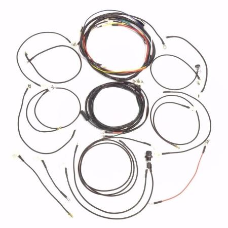 John Deere 330/430 Gas Complete Wire Harness