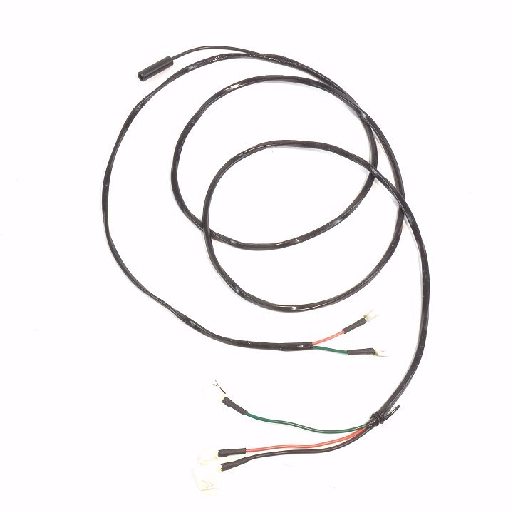 john deere 330  430 gas complete wire harness 3