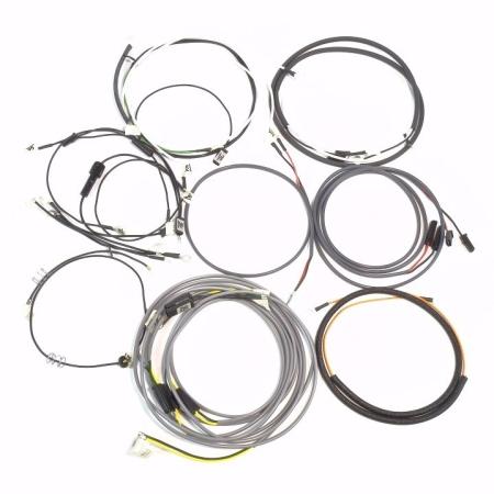 John Deere 630 Gas Complete Wire Harness (With Flat Fender Lighting)