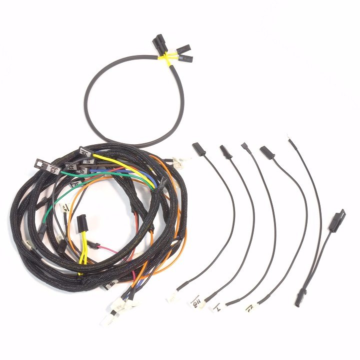 John Deere 3010 Diesel Row Crop Engine Neutral Safety Switch – John Deere 3010 Wiring Harness