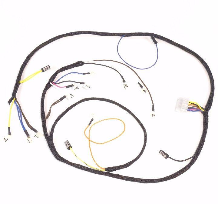 John Deere 3020 Diesel Serial #68,000 To 122,999 Dash & Engine Wire Harness