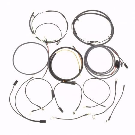 John Deere 530 Gas Engine Wire Harness