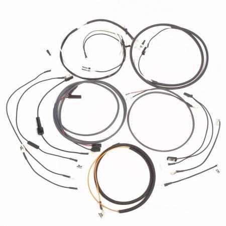John Deere 730 Gas Engine Wire Harness