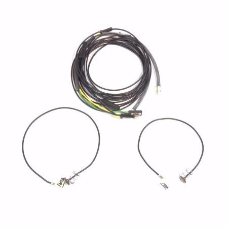 John Deere 630, 730 Standard Lighting Harness (With Clamshell Fender Lights)