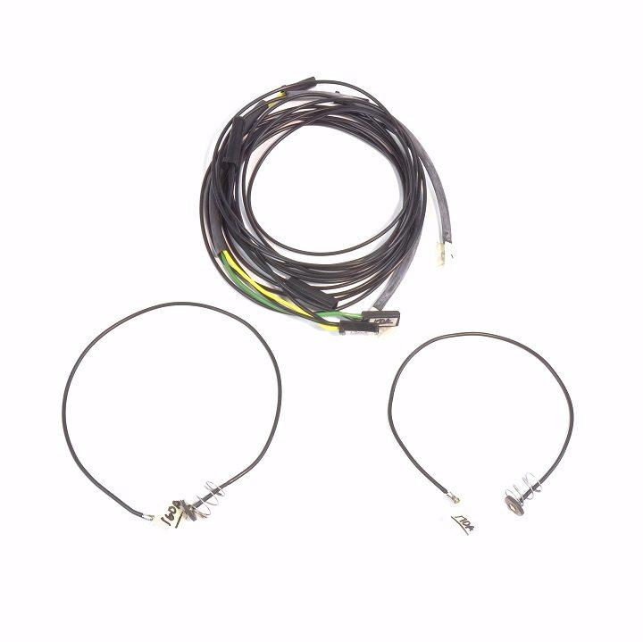 john deere 630  730 standard lighting harness  with