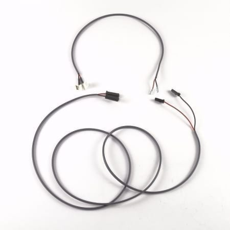 John Deere 730 Diesel Pony Start (Flat Fender Lighting) Complete Wire Harness