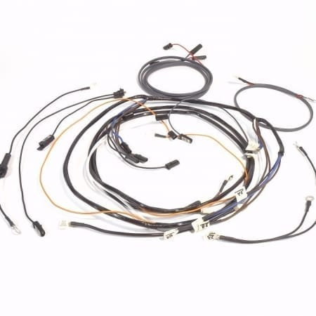 john deere 730 gas standard complete wire harness 10si. Black Bedroom Furniture Sets. Home Design Ideas