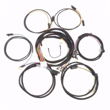 John Deere 2520, 3020, 4000, 4020, Diesel Fender Lighting Harness