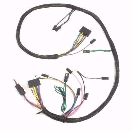John Deere 3020 Diesel Row Crop Serial #68,000 To 122,999 (Power Shift Trans) Complete Wire Harness