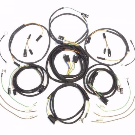 John Deere 2520, 3020, 4000, 4020, 4320, 4520 Lighting Harness