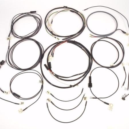 Complete Wire Harness For John Deere 720 LP Standard Tractor