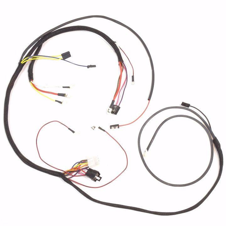 john deere 2510 gas lp main wire harness the brillman company rh brillman com