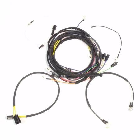John Deere 4010 LP Row Crop Engine & Dash Wire Harness