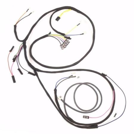 John Deere 4010 LP Row Crop Complete Wire Harness