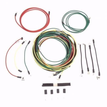 Oliver 88 Diesel Complete Wire Harness
