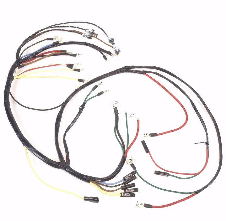 Dodge D100 Wiring Harness from brillman.com