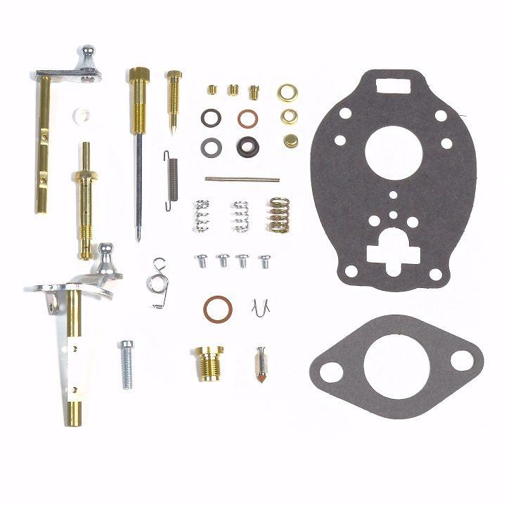 Ford 2N, 8N, 9N - Marvel-Schebler (TSX) Carburetor Rebuild Kit