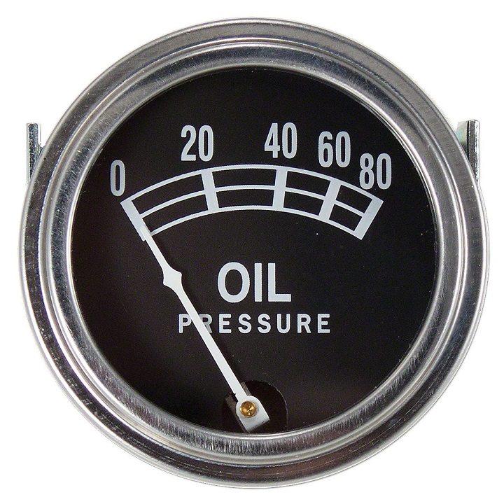 ID6 Fuel Pressure Gauge fits-IH MD MDV 400,450,600,650 ID9,Diesel MTA WD6