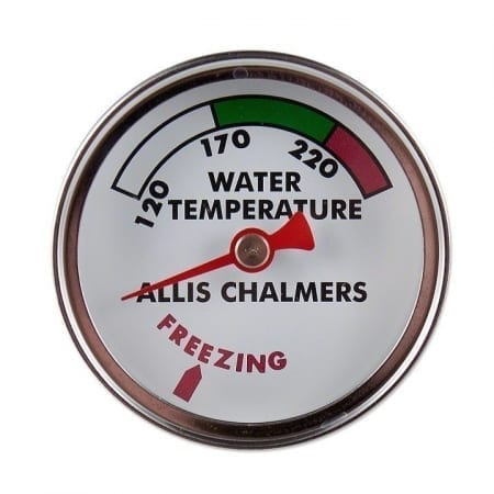 Allis Chalmers Water Temperature Gauge