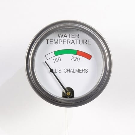Allis Chalmers Water Temperature Guage