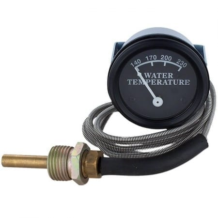 "John Deere Water Temperature Gauge (48"" Lead)"