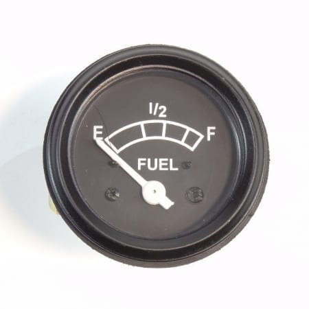 Ford Fuel Gauge 12 Volt Negative Ground
