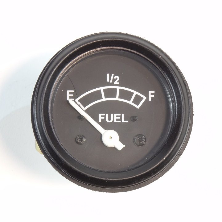 Ford Tractor Fuel Gauge : Ford fuel gauge volt negative ground the brillman company