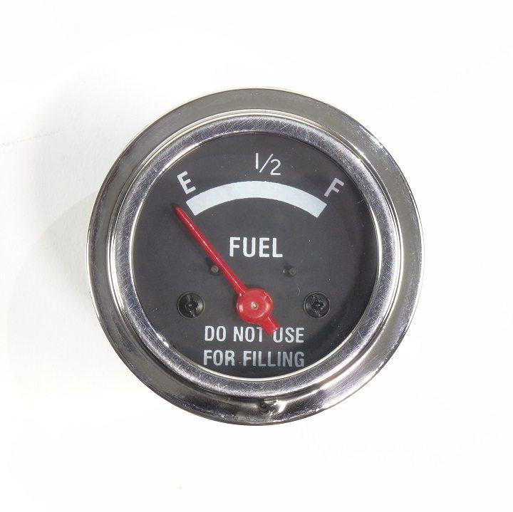 john deere fuel gauge 12 volt positive ground (late) - the brillman company