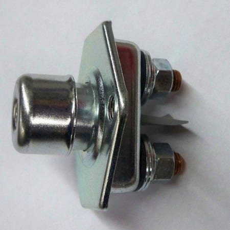 #B9183, Short Shaft Autolite Starter Switch