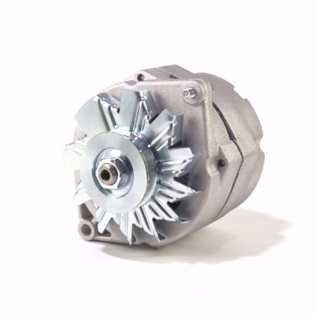 24 Volt One Wire Alternator, 40 Amp Isolated Ground