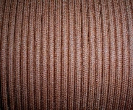 10 Gauge Cotton Braided Primary Wire (Sold By the Foot)