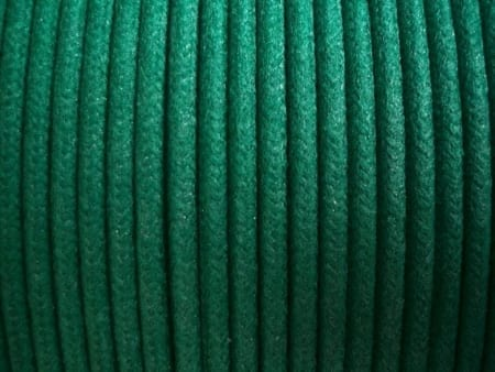 18 Gauge Cotton Braided Primary Wire (Sold By The Foot)