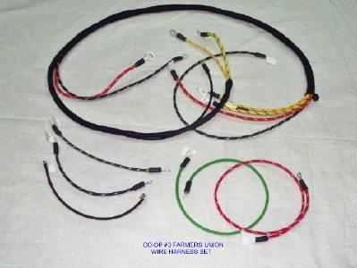 #B3012-001 CO-OP E3 WIRE HARNESS