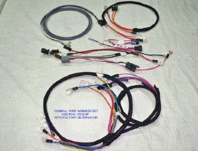 farmall b wiring harness farmall 504 wiring harness #b3024-008 farmall cub wire harness serial # 248,125 & up ... #14