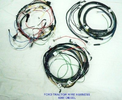 Ford 6000 sel Complete Wire Harness Set Ford Tractor Wiring Harness on ford tractor instrument panel, ford tractor coil wiring, ford tractor shop manuals, ford 2000 tractor, ford tractor transfer case, ford tractor fan, ford tractor front end parts, ford tractor grille, mercedes benz wiring harness, ford tractor bracket, ford tractor mirrors, ford tractor ignition wiring, ford tractor intake, ford tractor fuel filter, ford tractor bumpers, ford tractor master cylinder, ford tractor fuse, ford tractor spark plug, ford tractor steering column, ford tractor torque converter,
