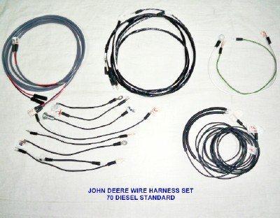John Deere 70 Diesel Standard Harness