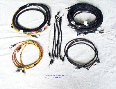 oliver archives the brillman company oliver super 77 wire harness