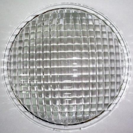 """4 3/4"""" """"Guide"""" Headlight Lens"""