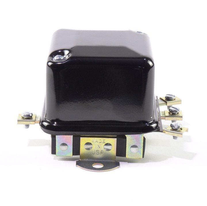 6-Volt Delco Type Voltage Regulator (Premium)