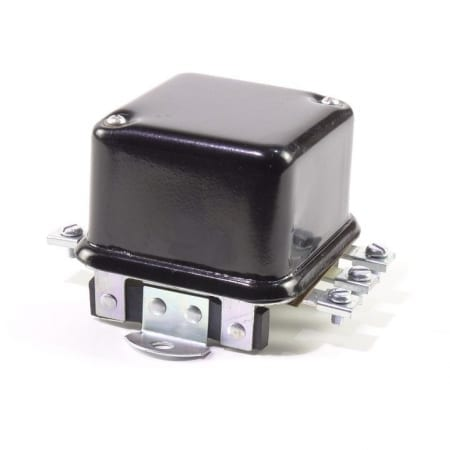 6-Volt Delco Type Voltage Regulator (Standard)