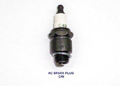 #C49, AC Deloc Spark Plug (14mm)