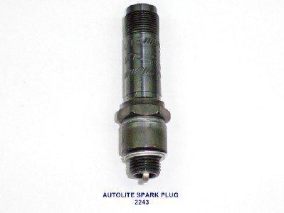 #2243, Autolite Military Spark Plug (14mm)